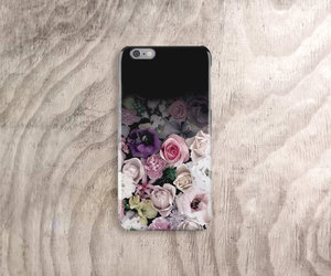 accessories, floral, and iphone image