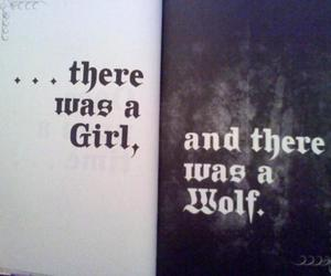 girl, supernatural, and little red riding wood image