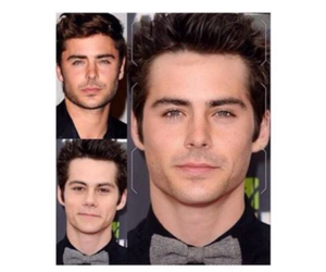 dylan o'brien, zac efron, and Hot image