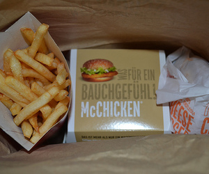 McDonalds, yum, and food image