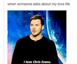 chris evans, Marvel, and Avengers image