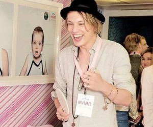 blonde, boy, and Jamie Campbell Bower image
