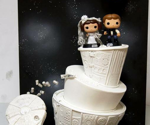 cake and couple image