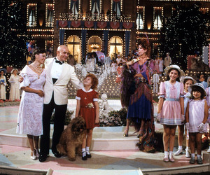 1982, musical, and annie image
