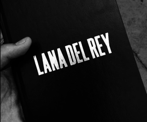 black and lana del rey image