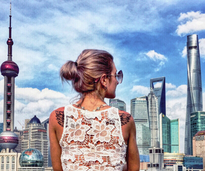 beautiful, china, and shanghai image