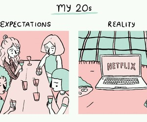 funny, reality, and netflix image