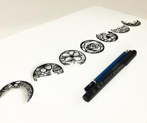 art, artist, and boho image