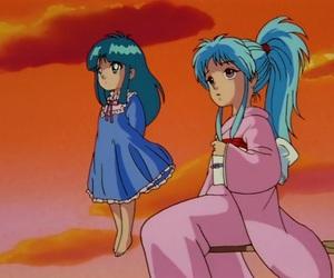 anime, yu yu hakusho, and botan image