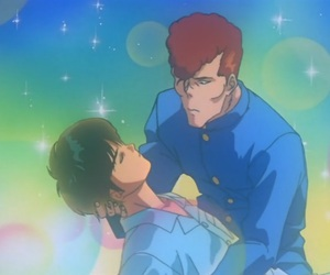 anime, yu yu hakusho, and kuwabara image
