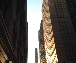 apple, buildings, and new york image