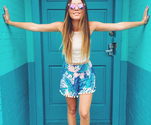 blue, summer, and sierra furtado image
