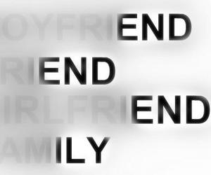 boyfriend, end, and family image