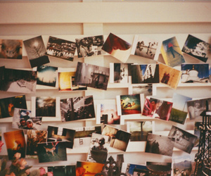 color, lomography, and past image