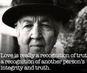 poet, poetry, and truth image