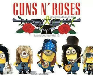 minions and rock image