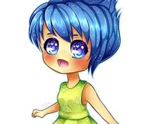 fanart, inside out, and speedpaint image