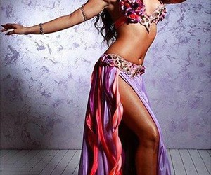 arabian, belly dance, and oriental image