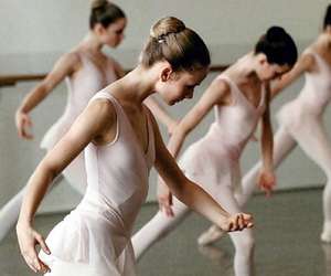 ballerinas, class, and girls image
