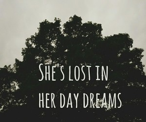 Dream and lost image
