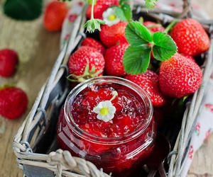 strawberries and fruit image