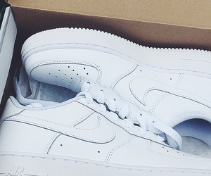 shoes, white, and 👟 image