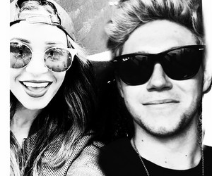 niall james horan and danielle clarie peazer image