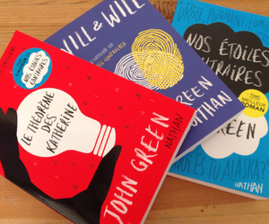 books, john green, and will & will image