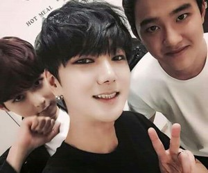 exo, super junior, and yesung image