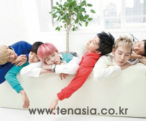 baby, sweet, and b.a.p image