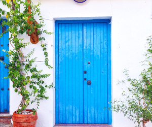 spain, blue, and colors image