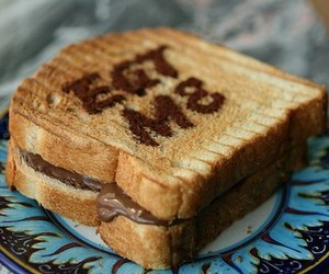 food, nutella, and eat me image