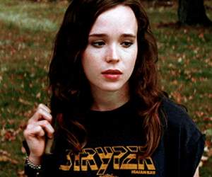 ellen page, girl, and roller girl image