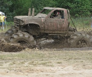 dirty, trucks, and hillbilly image