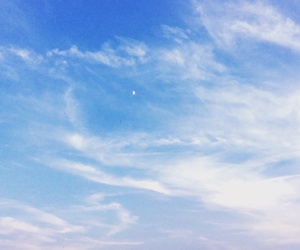 sky, wolken, and himmel image