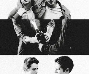 teen wolf, tyler posey, and scott mccall image