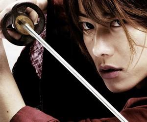 japan, live action, and rurouni kenshin image