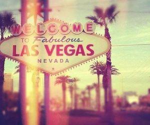 beauty, dinner, and Las Vegas image