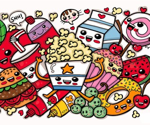 comida color image