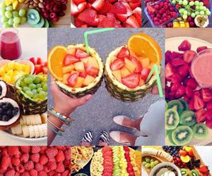colorful, food, and healthy image