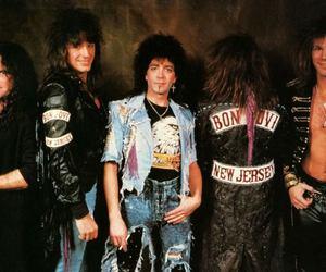 80s, rock, and bon jovi image