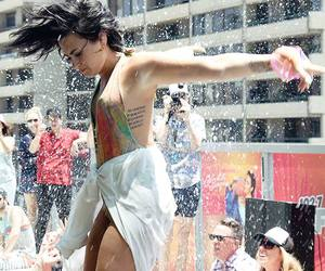 demi lovato and cool for the summer image