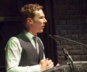 benedict cumberbatch and bright young things gala image