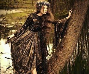 beauty, Eniko Mihalik, and model image