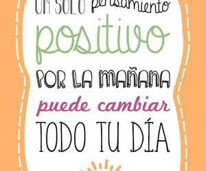 positivo and pensamiento image