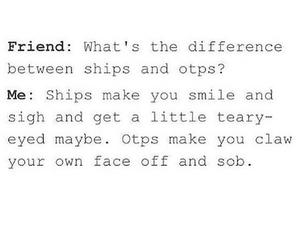 damn, ships, and tumblr image