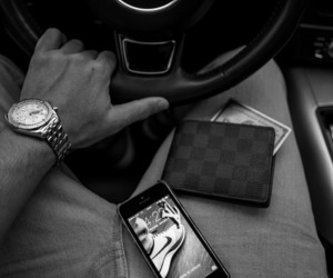 ambition, iphone, and rich image
