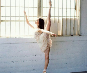 ballet, dance, and girl image