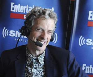 doctor who, peter capaldi, and dw image