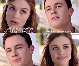 teen wolf, lydia, and parrish image